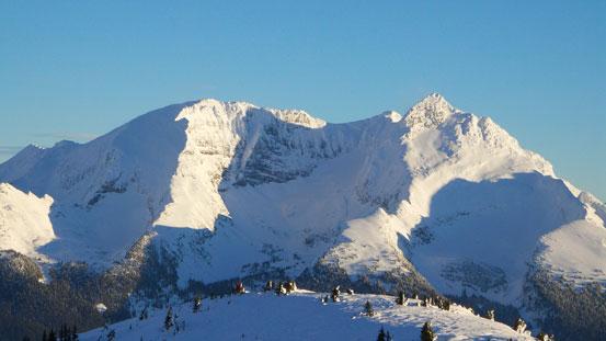 """Charlotte Peak"" by bivouac.com"