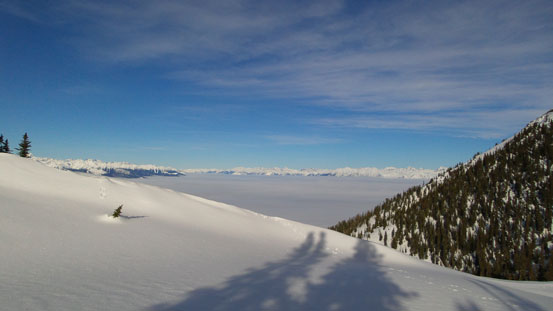 More gorgeous inversion view