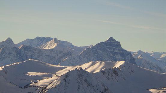 Mt. Bonney and Mt. MacDonald