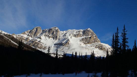 Pika Peak and Ptarmigan Peak