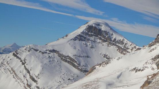 Mt. Richardson, an easy scramble