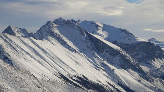 Mt. Avens and Pulsatilla Mountain
