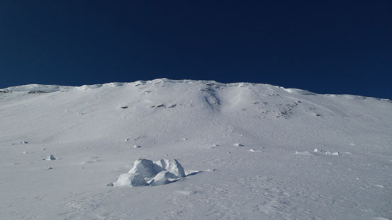 This area is subjected from cornice fail