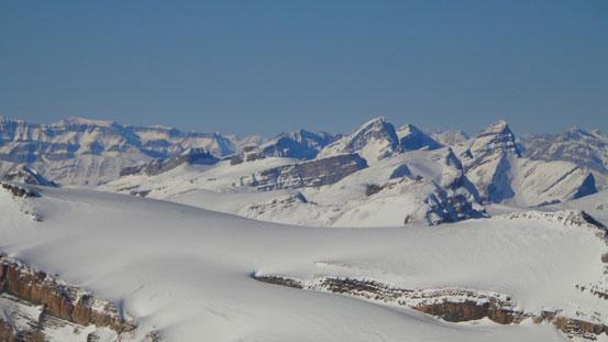 Hawse Peak and Mt. Chephren