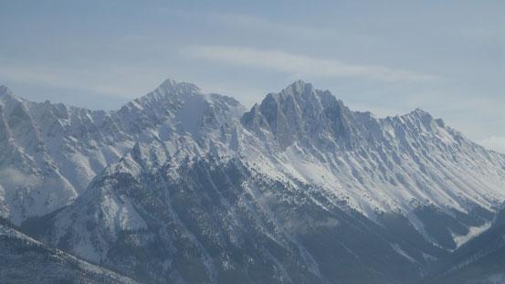And, Meisner Ridge