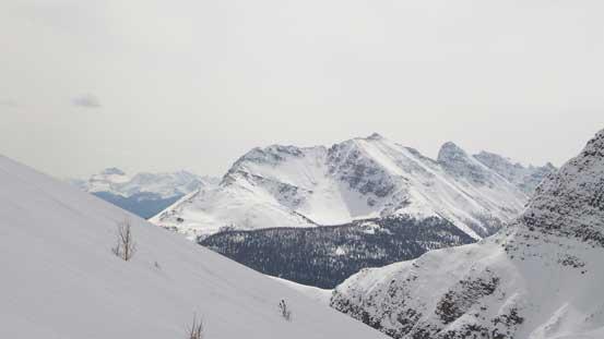Panorama Ridge is a scenic scramble