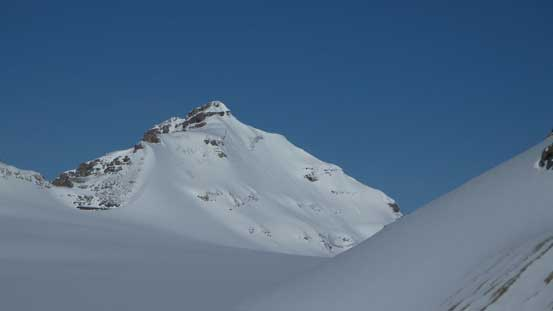 Ayesha Peak will be my last peak-bagging trip via Bow Hut.