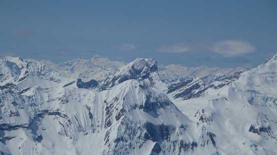 Impressive peaks in BC