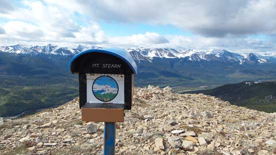 The summit mailbox