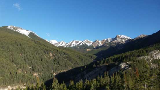Bridge Creek valley