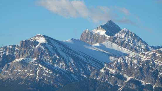 Siffleur Mountain