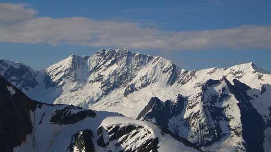 Impressive Mt. Bonney