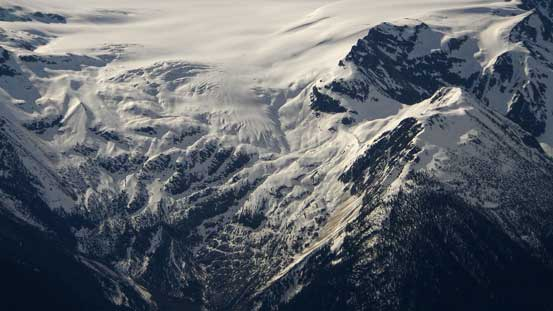 A closer look at Illecillewaet Glacier