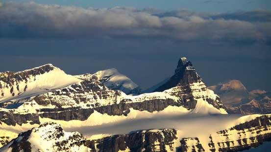 Impressive Mt. Smythe
