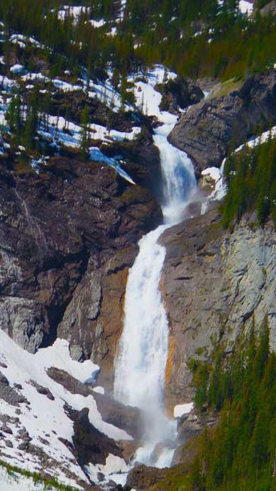 A closer look at Fossil Falls