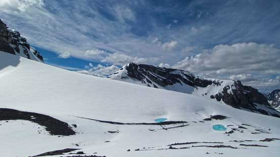 Mangin Glacier