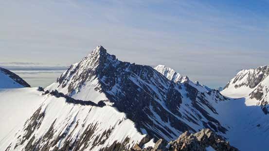 Impressive Mt. Petain