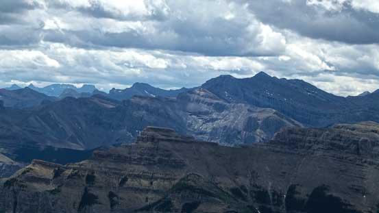 Saddle Peak