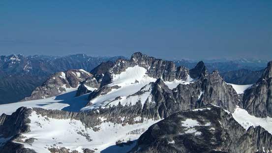 Peaks in the Vowells