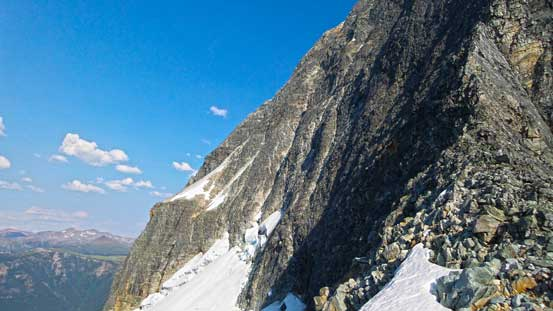 North Face of Sir Donald