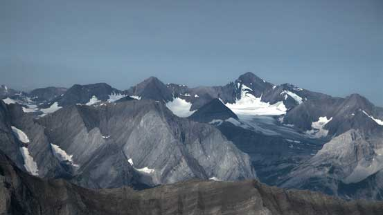 The East Face of Mt. Joffre