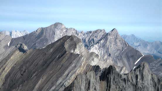 Mt. Rae, 4th highest in Kananaskis Country