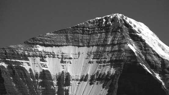 Emperior Ridge & Face