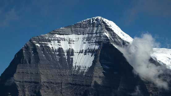 The Emperior Face and Wishborn Arete - two of the craziest climbs in the Canadian Rockies