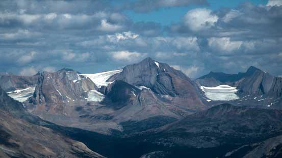 Calumet Peak looking north