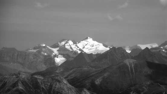 Mt. Longstaff