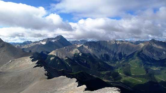 Mt. Mike again