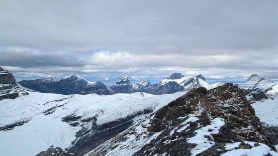 Peaks in Winston Churchill Range - Smythe et al.