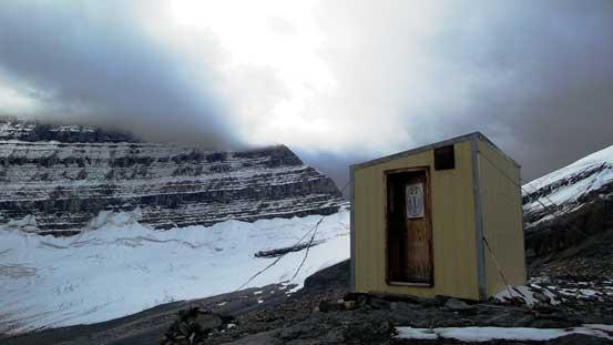 Lloyd McKay Hut (Alberta Hut)