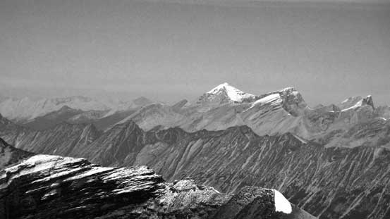 Mt. Unwin and Mt. Charlton