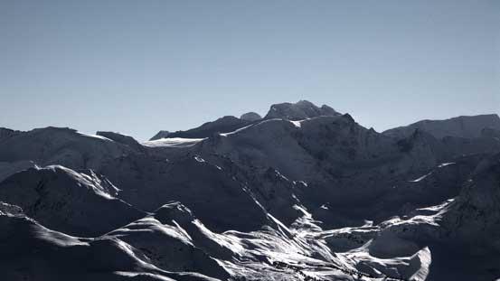 Mt. Monashee - highest in Monashees