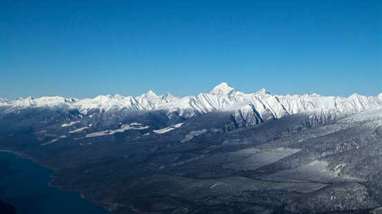 One last look at Mt. Robson.