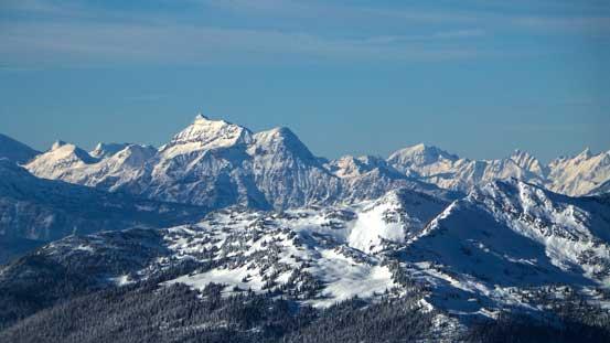 Big peak in the Monashees - Gordon Horne Peak