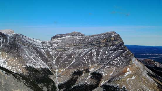 Association Peak and End Mountain