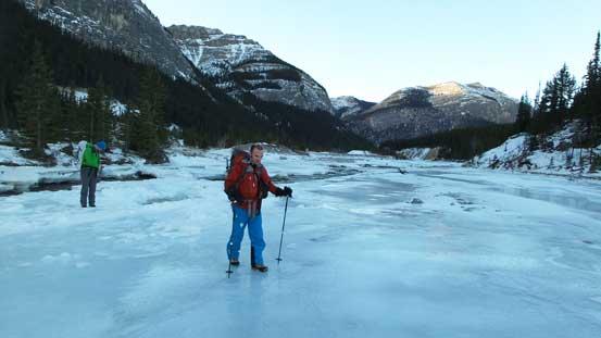 Ice walk!