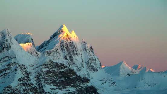 Salient Mountain
