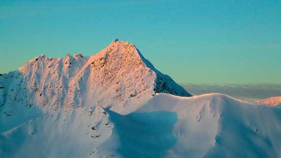 Razorback Mountain