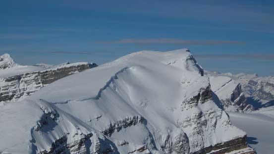 Mistaya Mountain