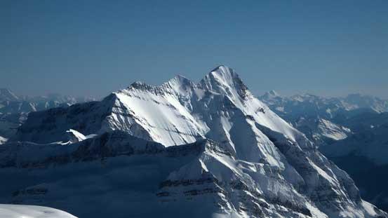The majestic Mt. Bryce