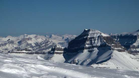 Mt. Saskatchewan