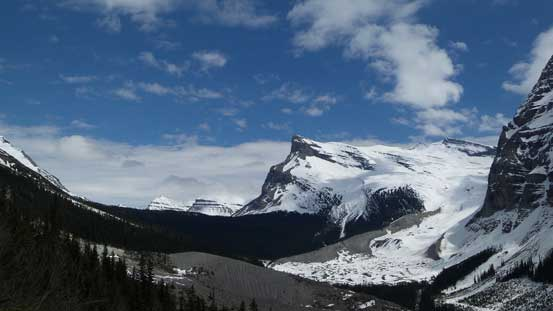 Watchman Peak looks like a solid ski ascent