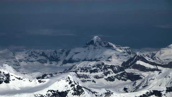 Tsar Mountain is always the eye-catching giant