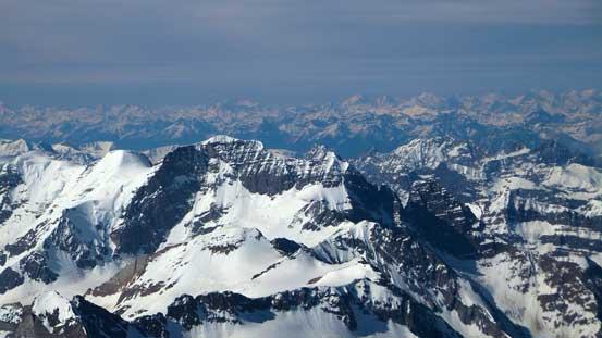 Mt. Dent on the Barnard Dent Group