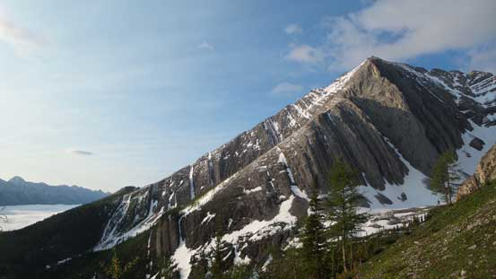 Another picture of Mt. Fox - I ascended it almost 3 years ago with Andrea