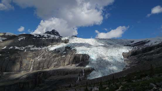 Another picture of the Lyell Glacier