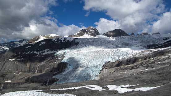 One more picture of the icefall